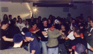 UCONN Basement Show - Storrs, CT