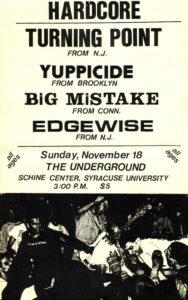 Syracuse University - Syracuse, NY. 1990