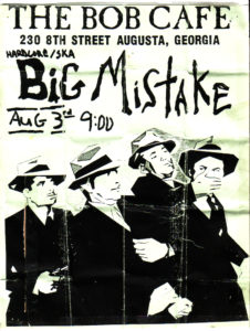 The Bob - Augusta, GA. 1991
